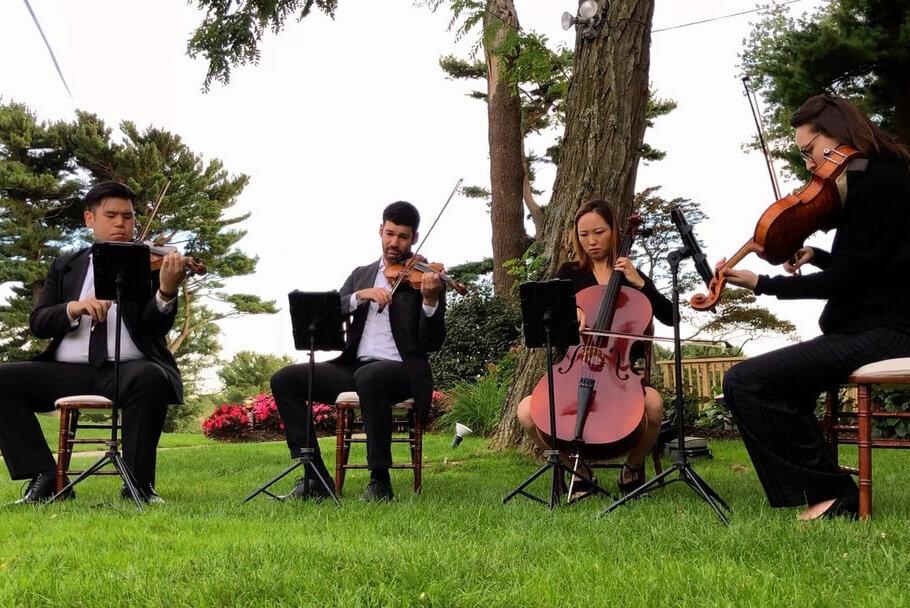 Highline String Quartet Dont Wanna Miss a Thing