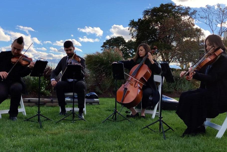 Highline String Quartet Kiss From A Rose