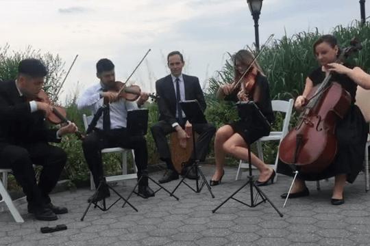 Highline String Quartet September