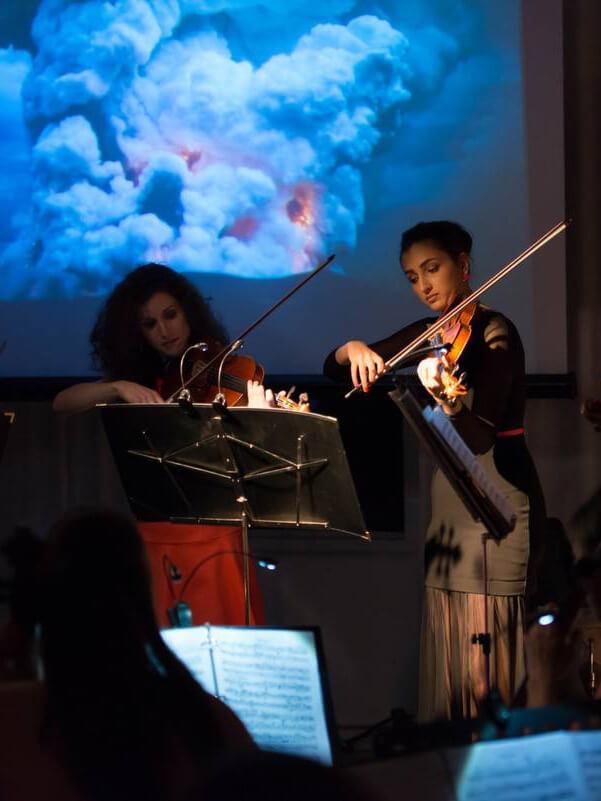 Highline String Quartet booking info