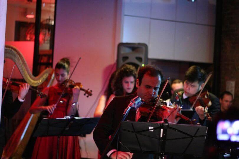 Highline String Quartet for special events