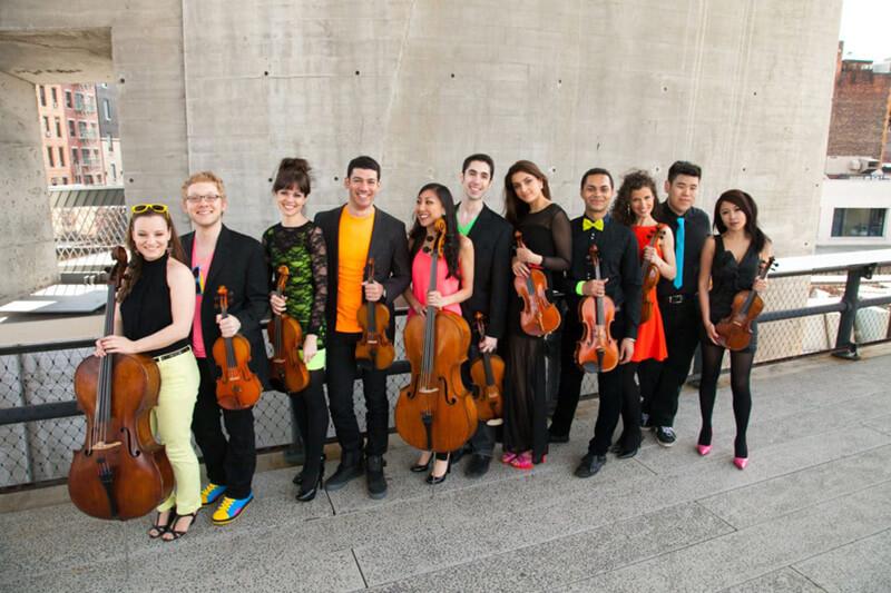 Highline String Quartet for weddings