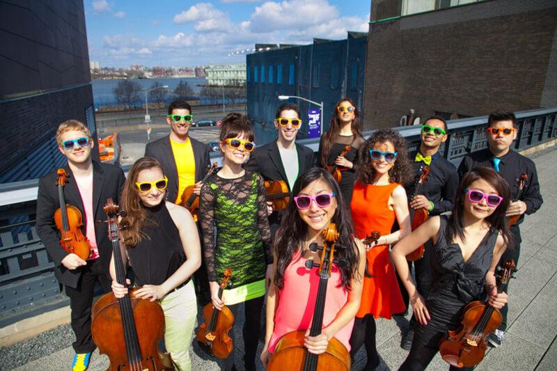Highline String Quartet sought after quartet in NYC
